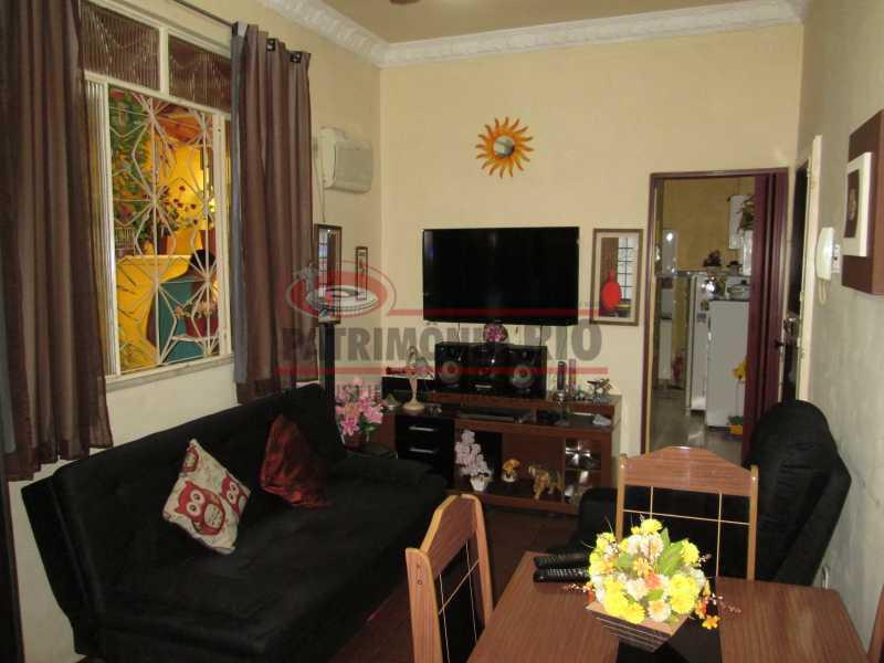 IMG_7238 - Apartamento 2quartos podendo ampliar - PAAP23658 - 3