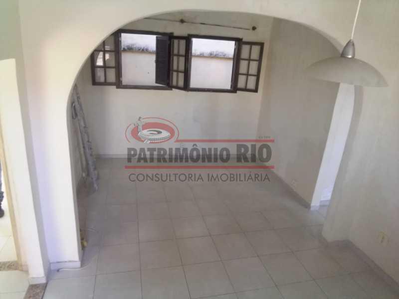 1 - sala 1. - Ampla Casa 2quartos no Coração de Irajá - PACA20526 - 1