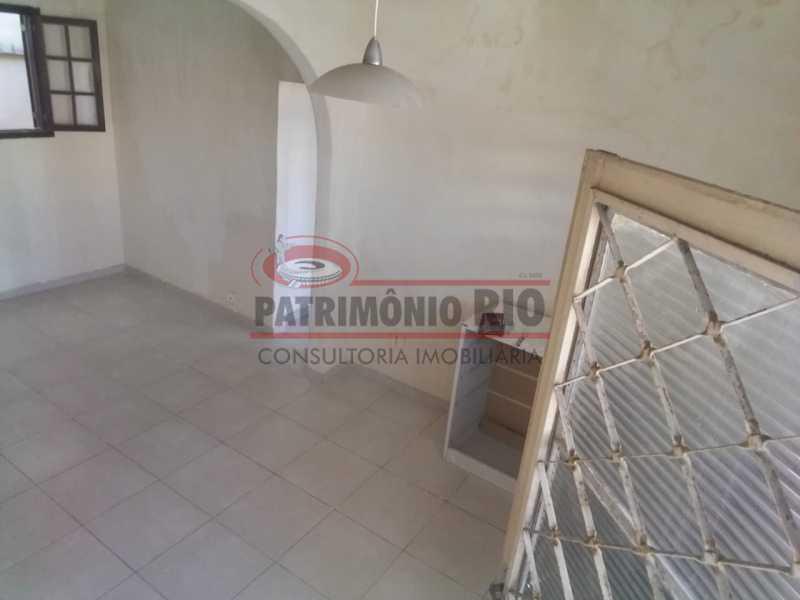 1 - sala. - Ampla Casa 2quartos no Coração de Irajá - PACA20526 - 5
