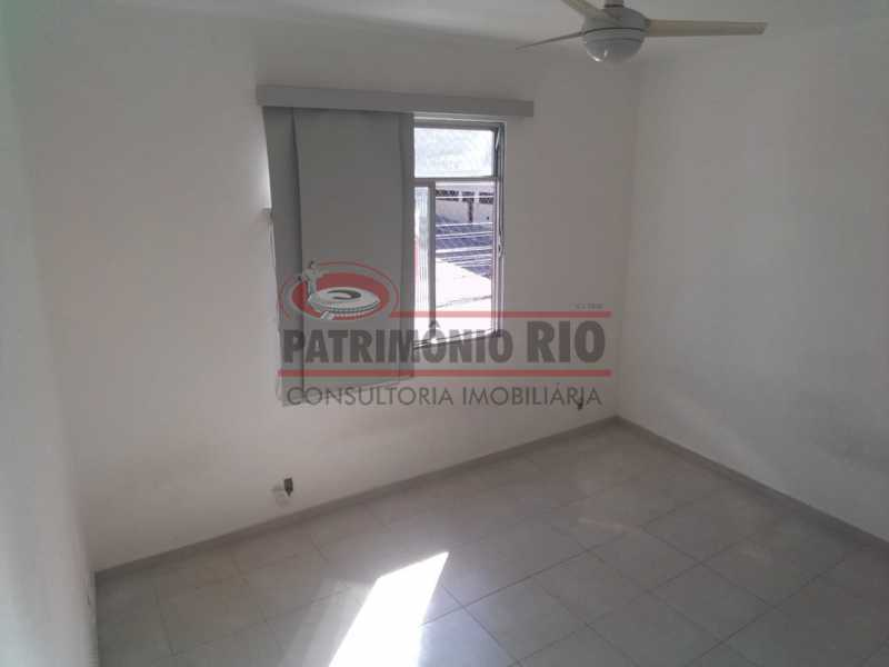 2 - quarto 1 1. - Ampla Casa 2quartos no Coração de Irajá - PACA20526 - 6