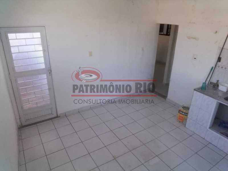 4 - cozinha 1. - Ampla Casa 2quartos no Coração de Irajá - PACA20526 - 9
