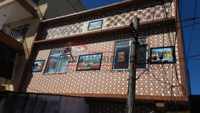 7  - fachada 1. - Ampla Casa 2quartos no Coração de Irajá - PACA20526 - 18