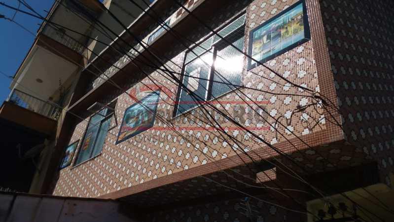 7  - fachada 2. - Ampla Casa 2quartos no Coração de Irajá - PACA20526 - 19