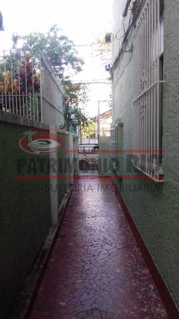 01 - Apartamento Tipo Casa ( Fundos), sol da manhã - PAAP23667 - 1