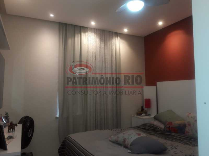 09 - Apartamento Tipo Casa ( Fundos), sol da manhã - PAAP23667 - 10