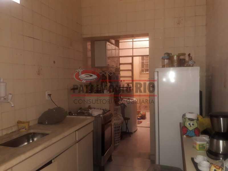 11 - Apartamento Tipo Casa ( Fundos), sol da manhã - PAAP23667 - 12