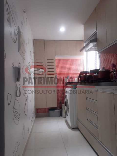itaoca15 - Apartamento 2quartos todo novo - PAAP23669 - 12