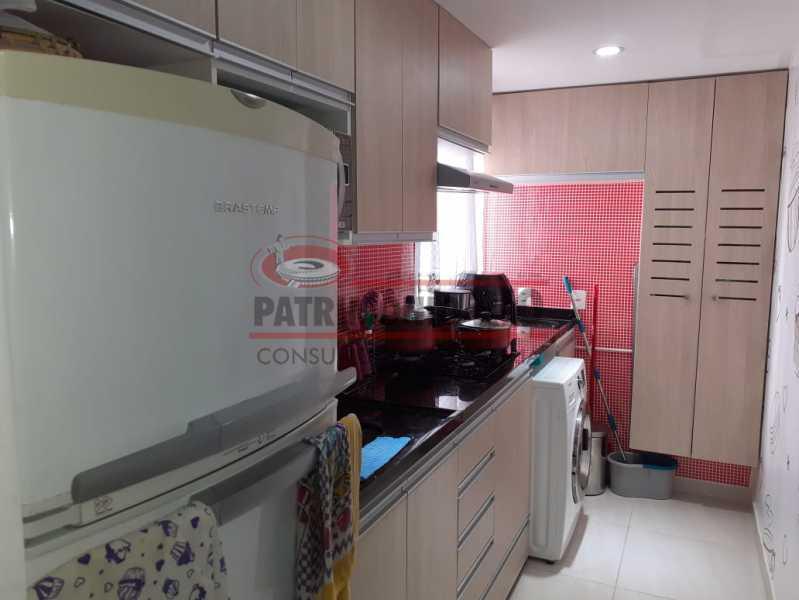 itaoca18 - Apartamento 2quartos todo novo - PAAP23669 - 10