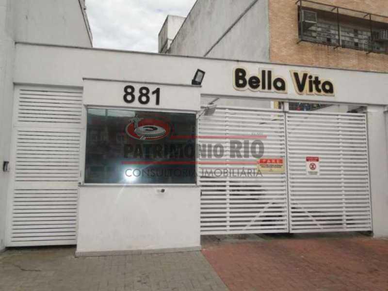 292929104750101 - Condomínio Bella Vita com varanda e infra - PAAP23676 - 3