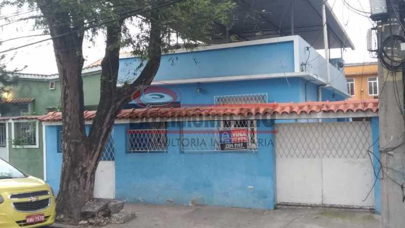 Foto 4. - Ótima Casa de frente única no terreno - PACA30483 - 5