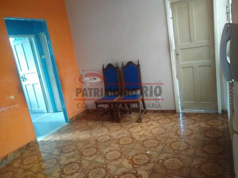 AB3 - 2quartos no Miolo da Vila da Penha com terraço - PAAP23692 - 9