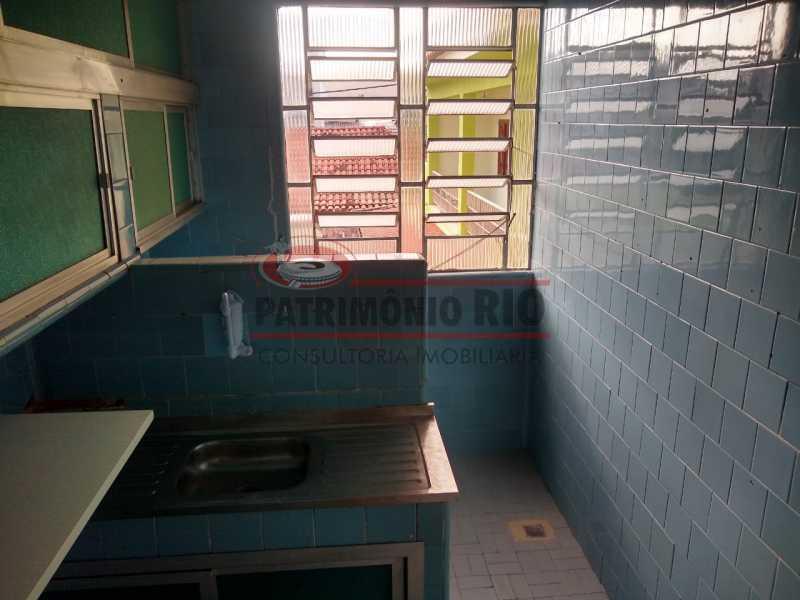 AB12 - 2quartos no Miolo da Vila da Penha com terraço - PAAP23692 - 3