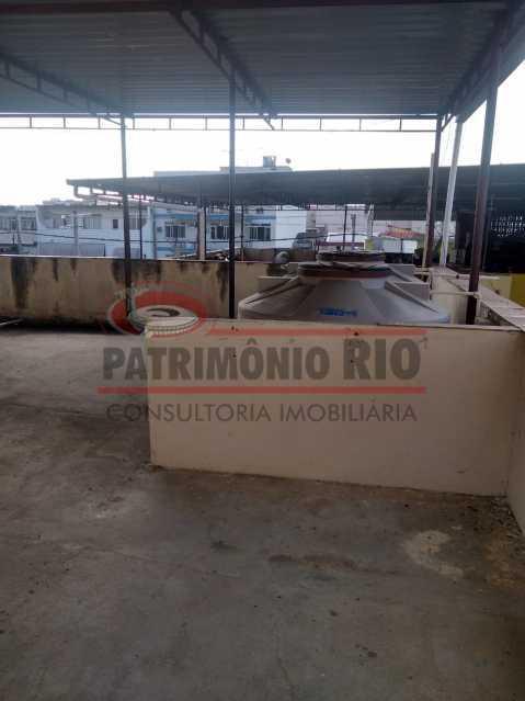 AB18 - 2quartos no Miolo da Vila da Penha com terraço - PAAP23692 - 20