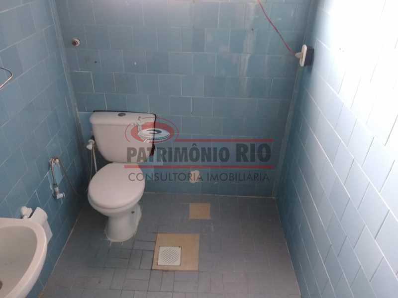 AB23 - 2quartos no Miolo da Vila da Penha com terraço - PAAP23692 - 16