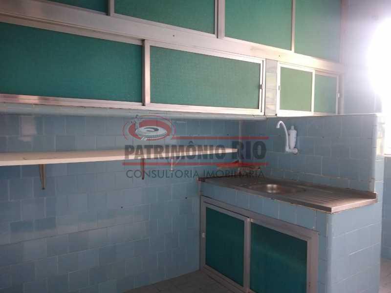 AB25 - 2quartos no Miolo da Vila da Penha com terraço - PAAP23692 - 1