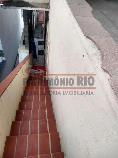 AB27 - 2quartos no Miolo da Vila da Penha com terraço - PAAP23692 - 21