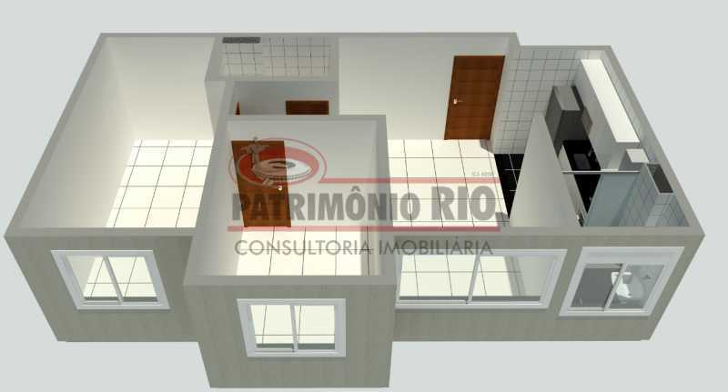 sp6 - Spazio Rooselvet 2qtos - 1ª locação - PAAP23703 - 19