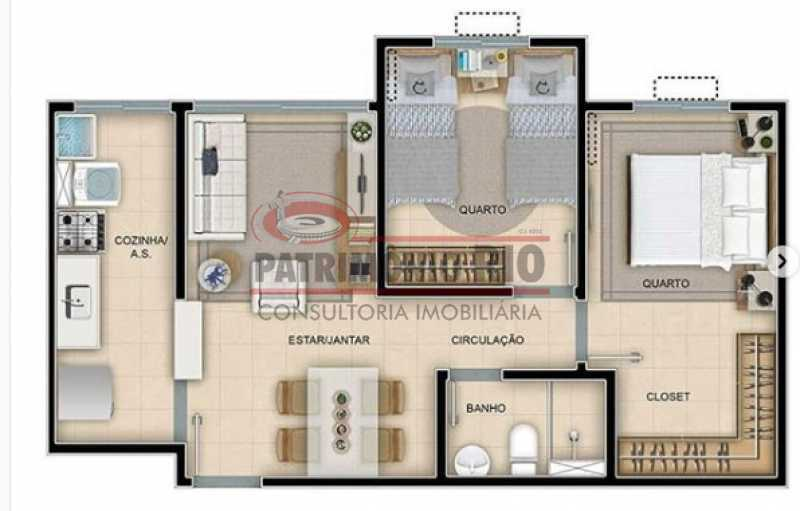 sp7 - Spazio Rooselvet 2qtos - 1ª locação - PAAP23703 - 18