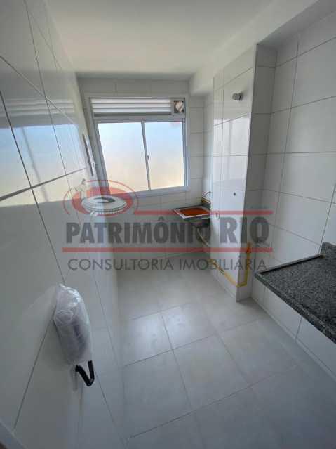 sp16 - Spazio Rooselvet 2qtos - 1ª locação - PAAP23703 - 10