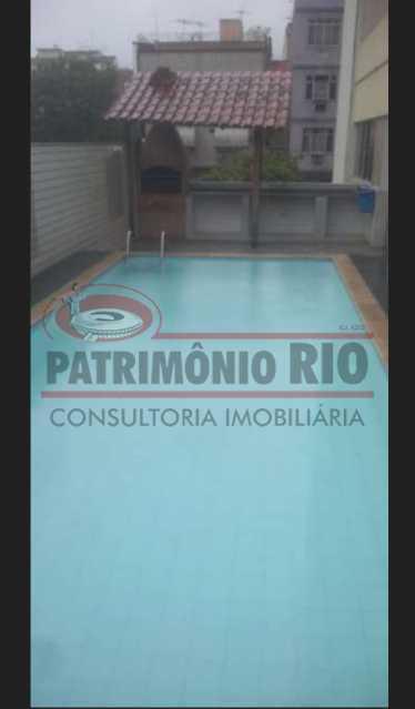 02 - Espetacular cobertura duplex, 2vgs de garagem, Vila da Penha - PACO30076 - 6