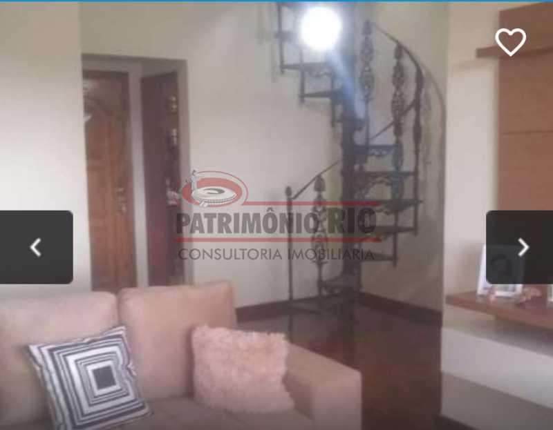 05 - Espetacular cobertura duplex, 2vgs de garagem, Vila da Penha - PACO30076 - 13