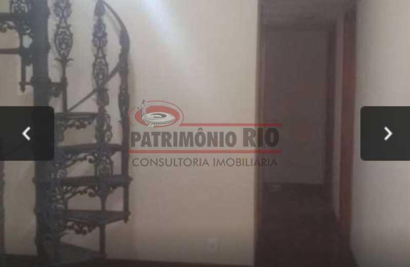 09 - Espetacular cobertura duplex, 2vgs de garagem, Vila da Penha - PACO30076 - 15