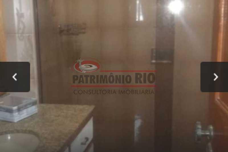 13 - Espetacular cobertura duplex, 2vgs de garagem, Vila da Penha - PACO30076 - 17