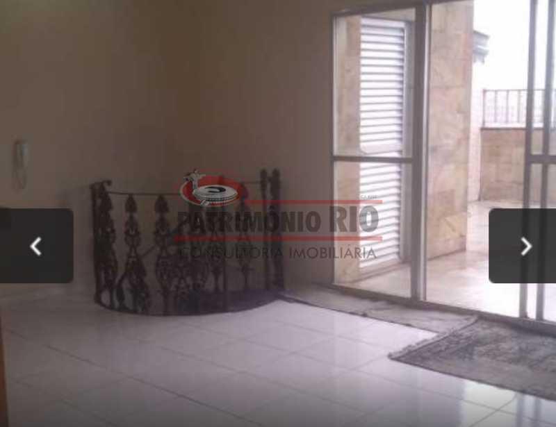 18 - Espetacular cobertura duplex, 2vgs de garagem, Vila da Penha - PACO30076 - 25