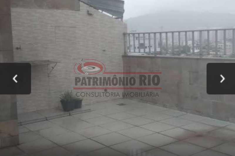 19 - Espetacular cobertura duplex, 2vgs de garagem, Vila da Penha - PACO30076 - 27