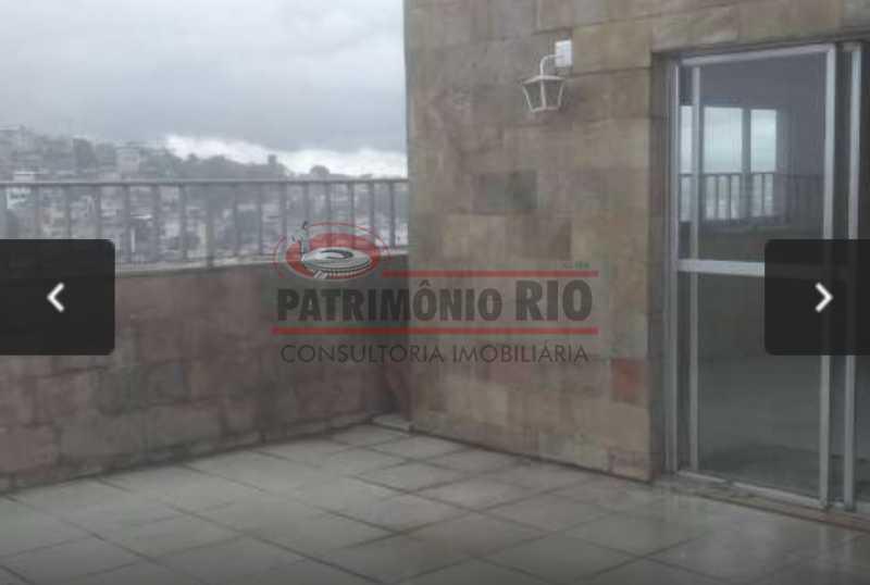 20 - Espetacular cobertura duplex, 2vgs de garagem, Vila da Penha - PACO30076 - 28