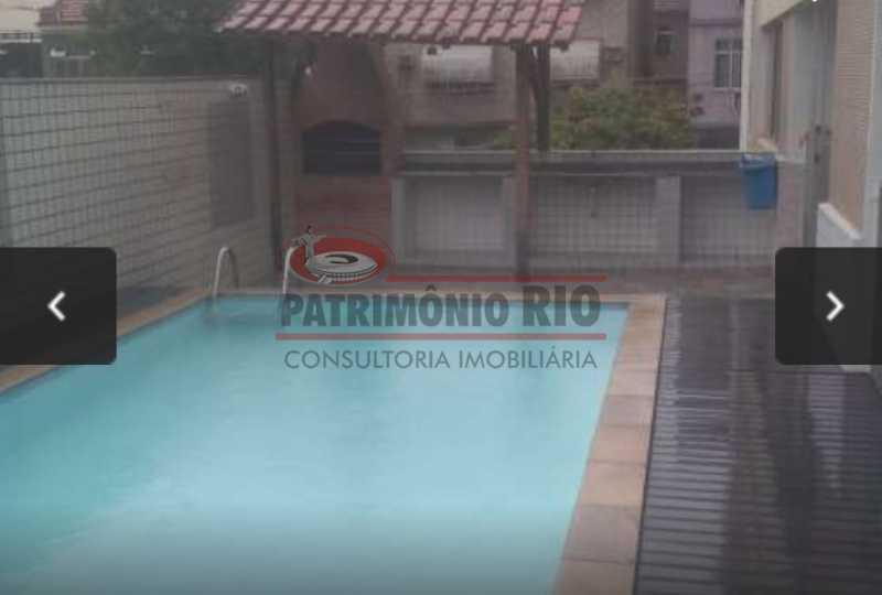 23 - Espetacular cobertura duplex, 2vgs de garagem, Vila da Penha - PACO30076 - 5