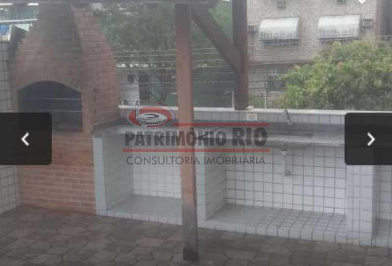 24 - Espetacular cobertura duplex, 2vgs de garagem, Vila da Penha - PACO30076 - 10