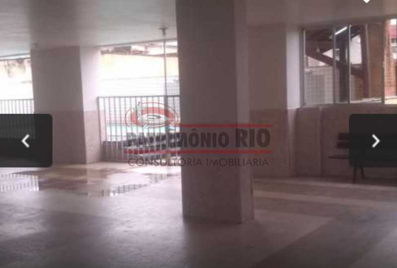 28 - Espetacular cobertura duplex, 2vgs de garagem, Vila da Penha - PACO30076 - 30