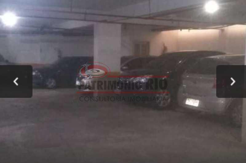 29 - Espetacular cobertura duplex, 2vgs de garagem, Vila da Penha - PACO30076 - 31