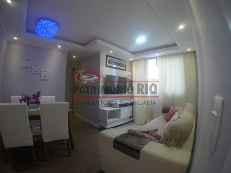 WhatsApp Image 2020-06-08 at 2 - Apartamento todo reformado - PAAP23712 - 1