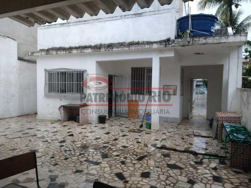 01. - Ótima casa linear - 3qtos - Vila da Penha - PACA30485 - 22