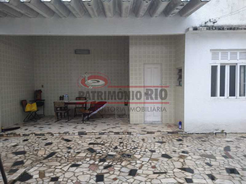 03. - Ótima casa linear - 3qtos - Vila da Penha - PACA30485 - 23