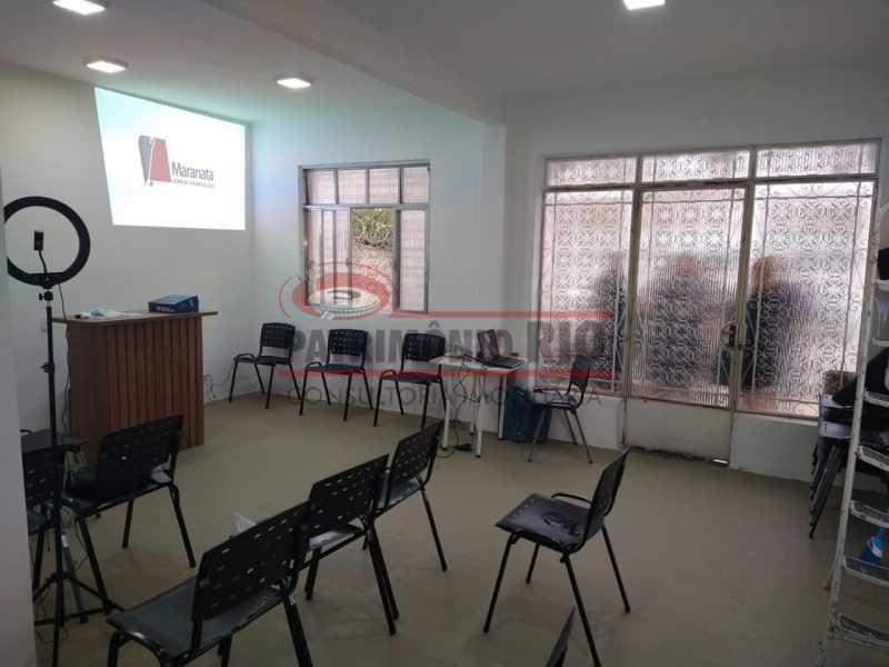 07. - Ótima casa linear - 3qtos - Vila da Penha - PACA30485 - 10