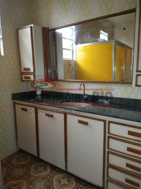 15. - Ótima casa linear - 3qtos - Vila da Penha - PACA30485 - 18