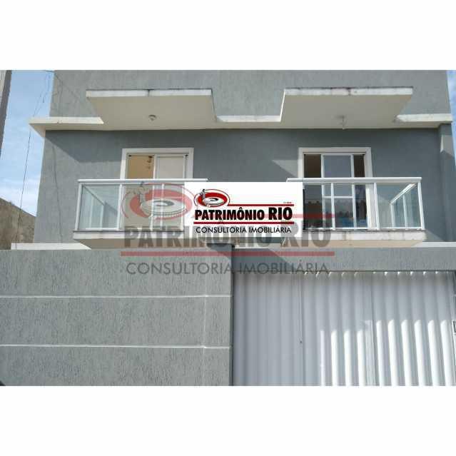 ANR 2 - Apartamento tipo casa - 2qtos com suíte. - PAAP23727 - 26