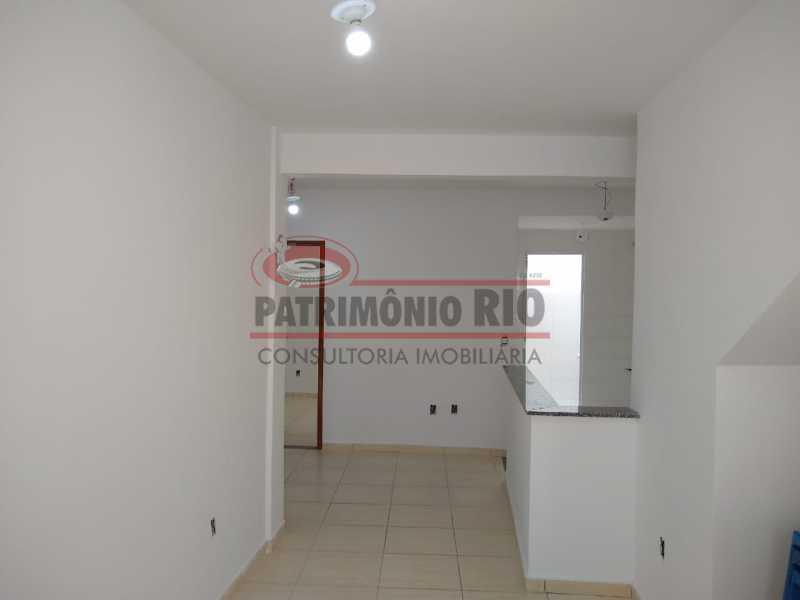 ANR 8 - Apartamento tipo casa - 2qtos com suíte. - PAAP23727 - 1