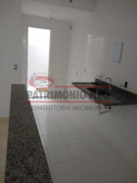 ANR 9 - Apartamento tipo casa - 2qtos com suíte. - PAAP23727 - 5