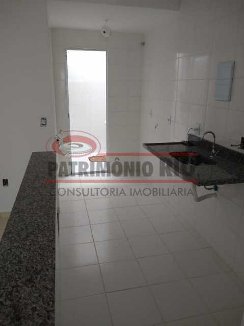 ANR 10 - Apartamento tipo casa - 2qtos com suíte. - PAAP23727 - 7
