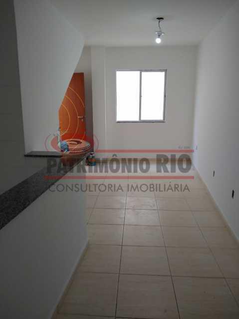 ANR 13 - Apartamento tipo casa - 2qtos com suíte. - PAAP23727 - 4