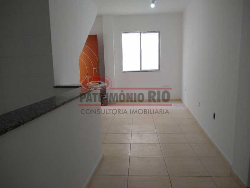 ANR 15 - Apartamento tipo casa - 2qtos com suíte. - PAAP23727 - 17