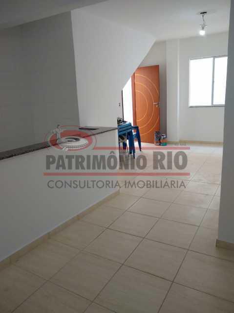 ANR 17 - Apartamento tipo casa - 2qtos com suíte. - PAAP23727 - 19