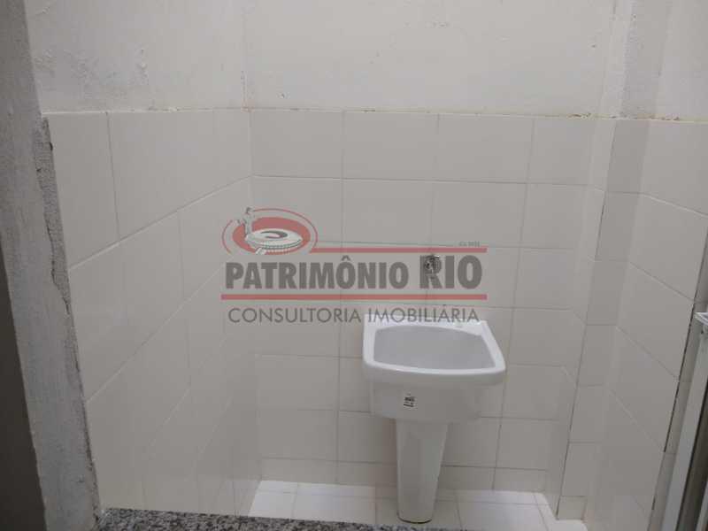 ANR 18 - Apartamento tipo casa - 2qtos com suíte. - PAAP23727 - 10