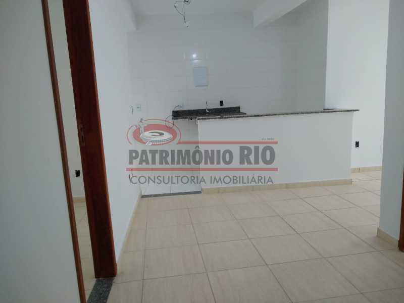 ANR 20 - Apartamento tipo casa - 2qtos com suíte. - PAAP23727 - 21