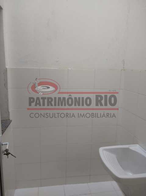 ANR 21 - Apartamento tipo casa - 2qtos com suíte. - PAAP23727 - 8