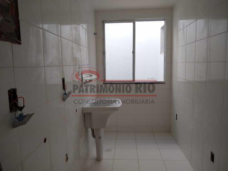 ANR VR10 - Apartamento tipo casa - 2qtos com suíte. - PAAP23731 - 17